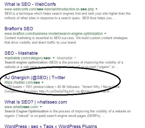 Google & Twitter deal
