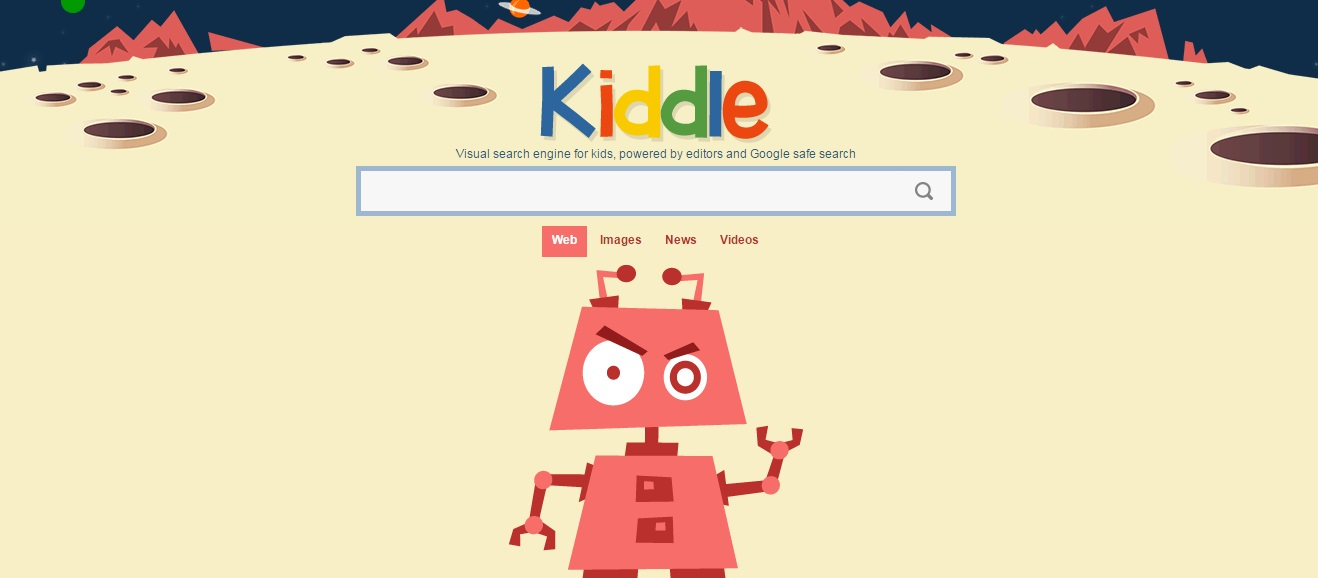 Kiddle Kid Safe search engine